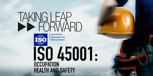 FREE Training ! How to Conduct Health & Safety Audits ( ISO 45001:2018)