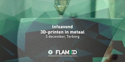 Infoavond 3D-metaalprinten