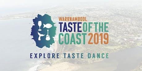 Taste of the Coast - Ross Wilson tickets