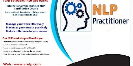 Certified NLP Practitioner Chennai 4 Days Workshop tickets