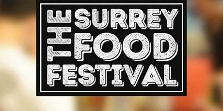 Surrey Food Festival 2021 tickets