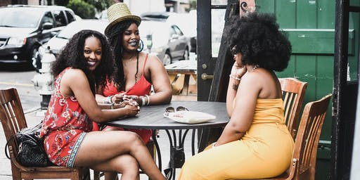 Black Girl, Talk: Girlfriends-Giving