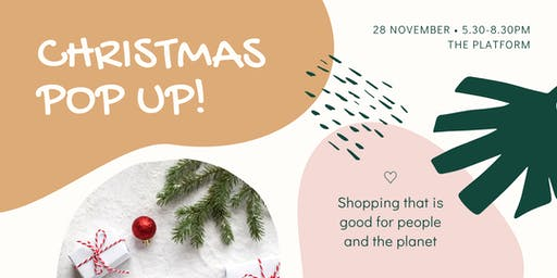 Christmas POP UP!