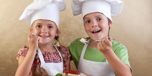 Dinner Faves - Kids Cooking Class
