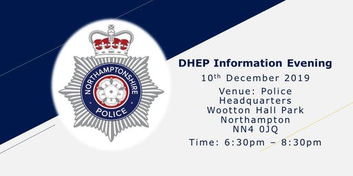 Degree Holder Entry Programme (DHEP) Information Evening
