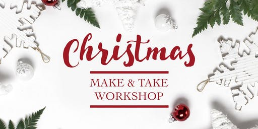 Christmas Gift Make and Take Essential Oil Workshop