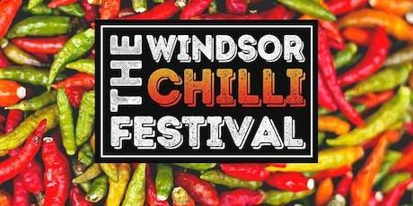 Windsor Chilli Festival tickets