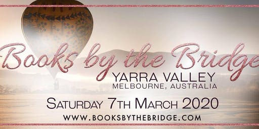 Books by the Bridge Author Event - Yarra Valley, Melbourne.