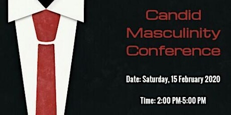 Candid Masculinity Conference tickets