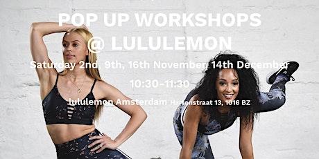 The Jungle Body Amsterdam - POP UP @ LULULEMON tickets
