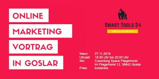 Online Marketing Impulsvortrag - Coworking Space Fliegerhorst
