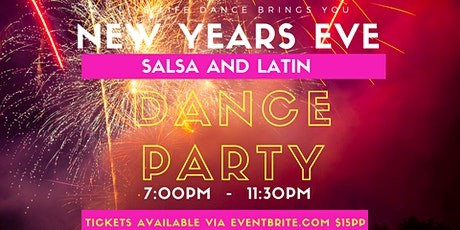 New Years Eve Salsa and Latin Dance Party (Port Macquarie) tickets