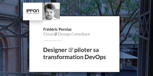 Formation Ippon Toulouse : Designer et piloter sa transformation DevOps