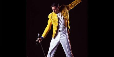 Freddie Mercury Tribute Night!