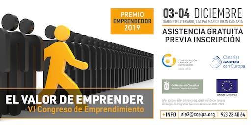 VI Congreso de Emprendimiento de la CCE
