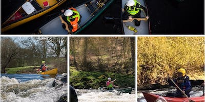 White Water Canoeing on the Tyne - £35