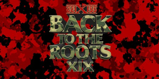 wXw Wrestling: Back to the Roots - Oberhausen