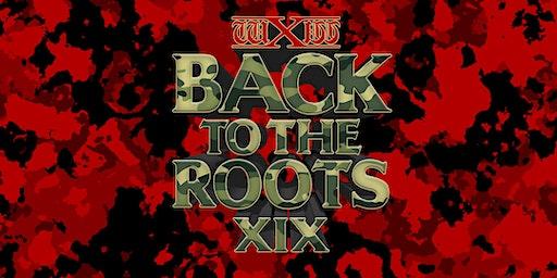 wXw Wrestling: Back to the Roots - Oberhausen