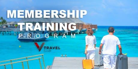 VTC Members Training Program (MY) tickets
