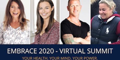 EMBRACE 2020 - Your Health. Your Mind. Your Power tickets