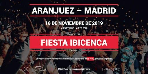 Evento Fiesta ibicenca con Dj Jean en Pause&Play El Deleite