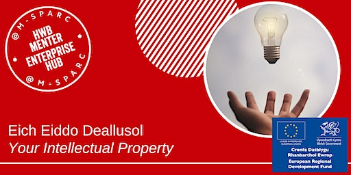 Eich Eiddo Deallusol  - Your Intellectual Property