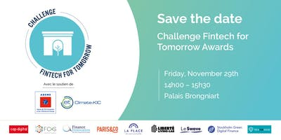 Challenge Fintech for Tomorrow Awards