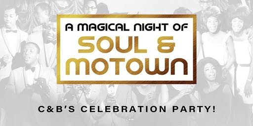 A Magical Night of Soul & Motown' starring Ritchie Penrose - Christmas Special