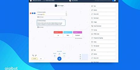 Chatbot Workshop - In 2 Tagen zum funktionsfähigen Chatbot Tickets