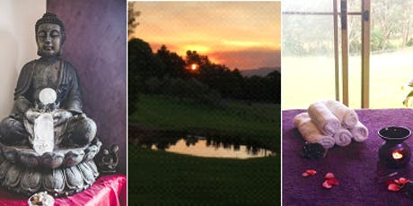 Back 2 Earth Raw Vegan Detox and Rejuvenate package for 2  tickets