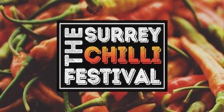 Surrey Chilli Festival tickets