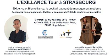 Exillance Tour 2019 billets