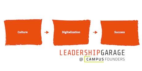 Digital Culture Fit - Ihr Weg in die digitale Zukunft Ihres Unternehmens Tickets