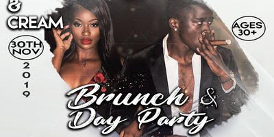 COOKIES AND CREAM (BLACK & WHITE BRUNCH / DAY PARTY)