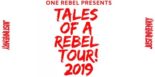 One Rebel Presents: Justin Henry -Tales of a Rebel Tour!-Washington D.C.