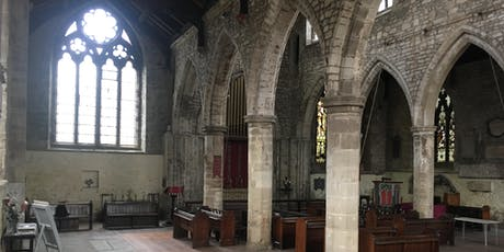 Heritage Talks at All Saints: Living in Medieval Leicester tickets