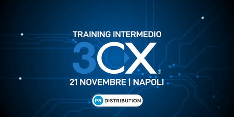 Training Intermedio 3CX - Napoli biglietti