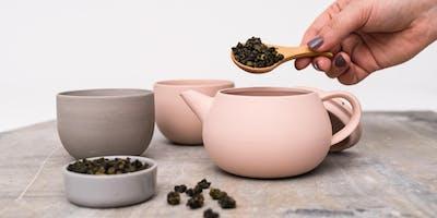 P & T Tea Tasting - Oolong