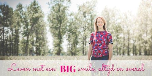 Themaochtend: leven met een BIG smile