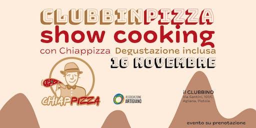 ClubbinPizza con Chiappizza