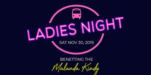 Ladies Night benefitting the Malanda Kindy