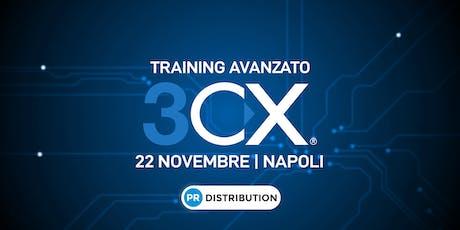 Training Avanzato 3CX - Napoli biglietti