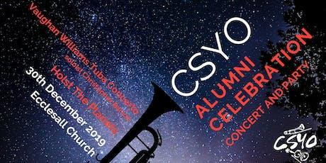 CSYO Winter Concert 2019 - 40th Anniversary Alumni Celebration tickets