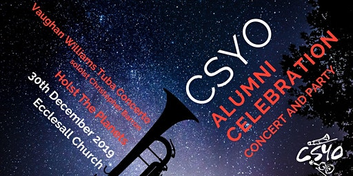 CSYO Winter Concert 2019 - 40th Anniversary Alumni Celebration