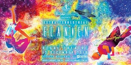 Extraterrestrial Èlaniens tickets