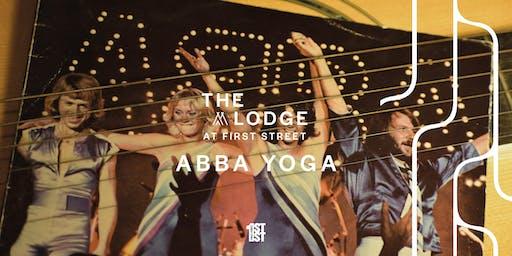 ABBA Yoga with Rosie Edmonds