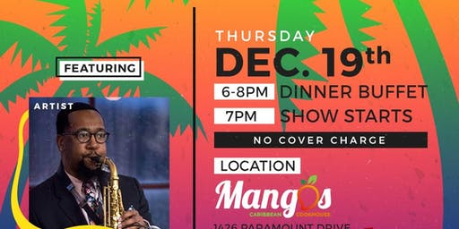R&B Vibes Live Presents: Island Vibes Featuring Mike SAXX