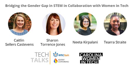 Bridging the Gender Gap in STEM in Collaboration with Women in Tech tickets