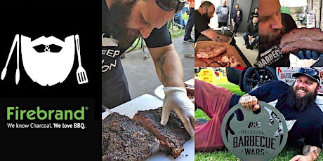 The Beard and The BBQ Firebrand Beginners Class  tickets