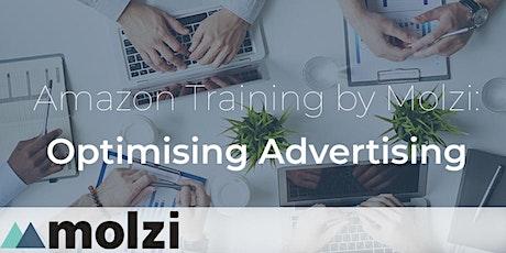 Amazon Training by Molzi: Optimising Advertising tickets